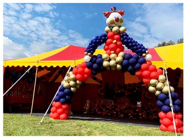 Clown Arch