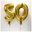 "Thumbnail: Gold Number Balloon (34"")"