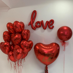 Red Valentines Package