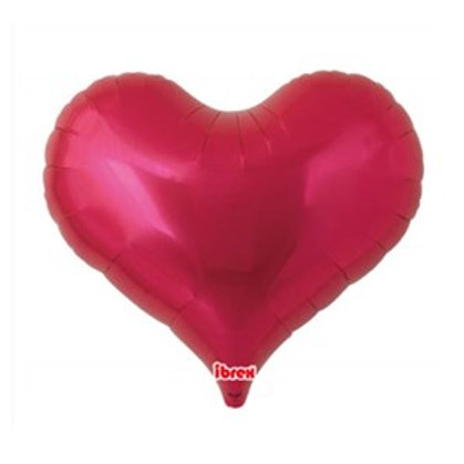 """Red 25"""" Jelly Foil Balloon"""