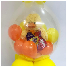 Stuffed Easter Balloon
