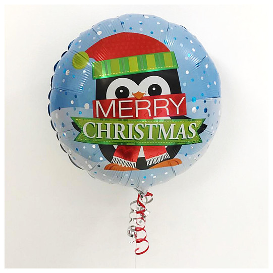 "18"" Merry Christmas Foil"