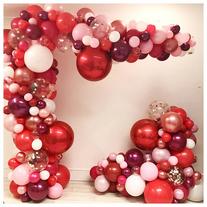 Valentines Demi Arch & Corner Piece