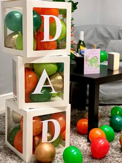 DAD Cubes