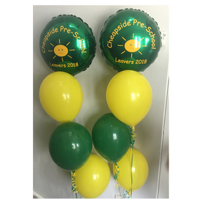 Corporate Vinyl Printed Balloon