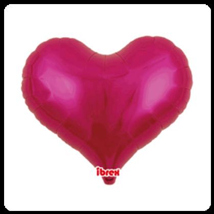 "Magenta 25"" Jelly Foil Balloon"