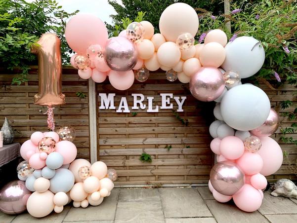 'Marley' Arch