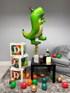 Green Dino Package