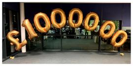 £1,000,000 Arch