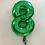 "Thumbnail: Green Number (40"")"