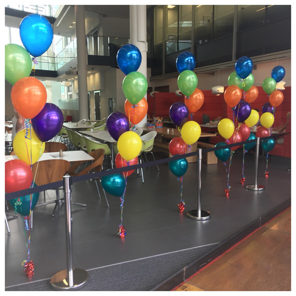 Carnival Balloons Bouquets