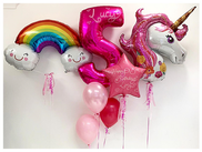 Unicorn & Rainbow Package