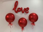 Script Red Love & 3 Red Orbz