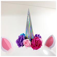 Unicorn Bubble Balloon