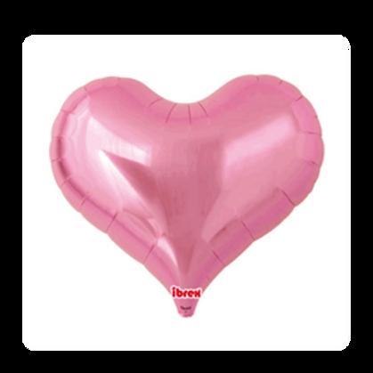 "Light Pink 25"" Jelly Foil Balloon"