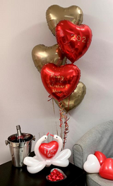2021 Happy Lockdown Valentine's Day