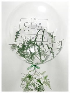 The Spa Retreat Fern Bubble