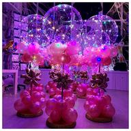 Pastel Jellyfish Flower Stand