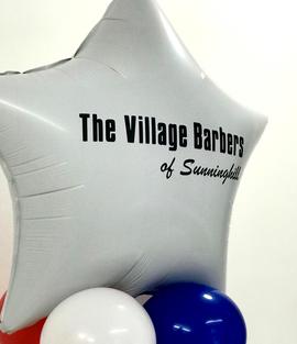 The Village Barbers Column