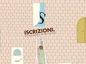 """ISCRIZIONI. SE INSEGNARE È """"TROPPO DIFFICILE"""" (SIGN-UPS. IF TEACHING IS """"TOO HARD"""")"""