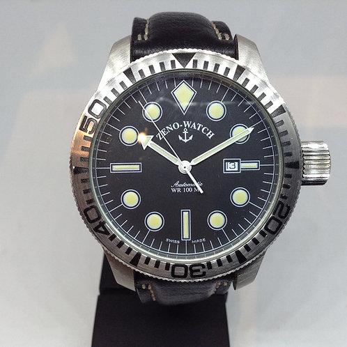 Zeno watch Basel oversized diver