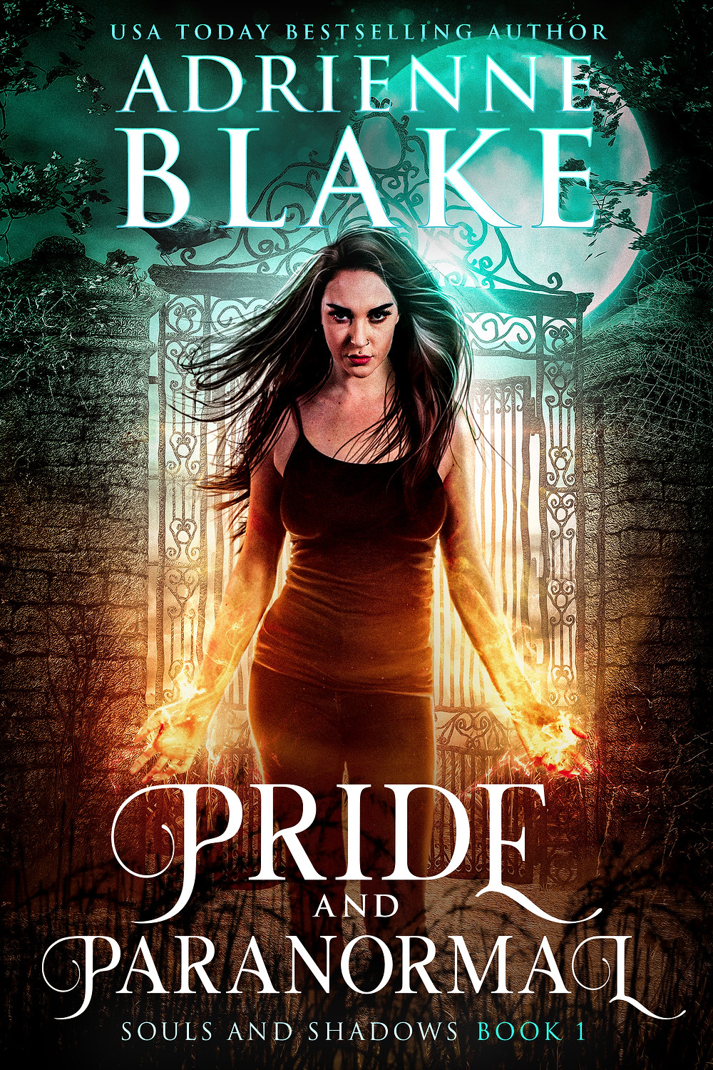 Pride and Paranormal Book One of Souls and Shadows Series