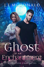 Ghost Enchantment DIGTIAL coverNew (quot