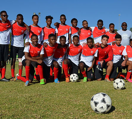 St George's College Soccer Classic Clash