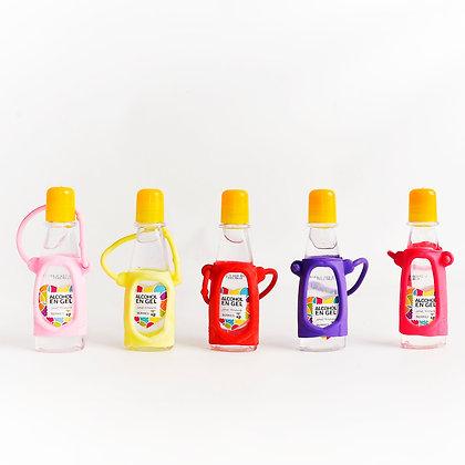 Alcohol en gel portatil