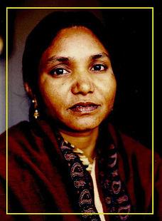 Portrait de Phoolan Devi
