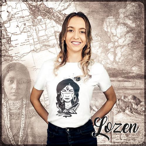 T-shirt LOZEN #LesAffranchies