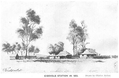 Golf Australia Eidsvold Station Heritage Listed Queensland Architecture