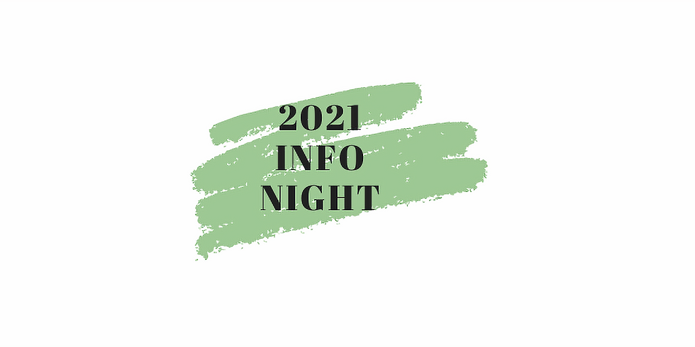 2021 RECLP Information Evening