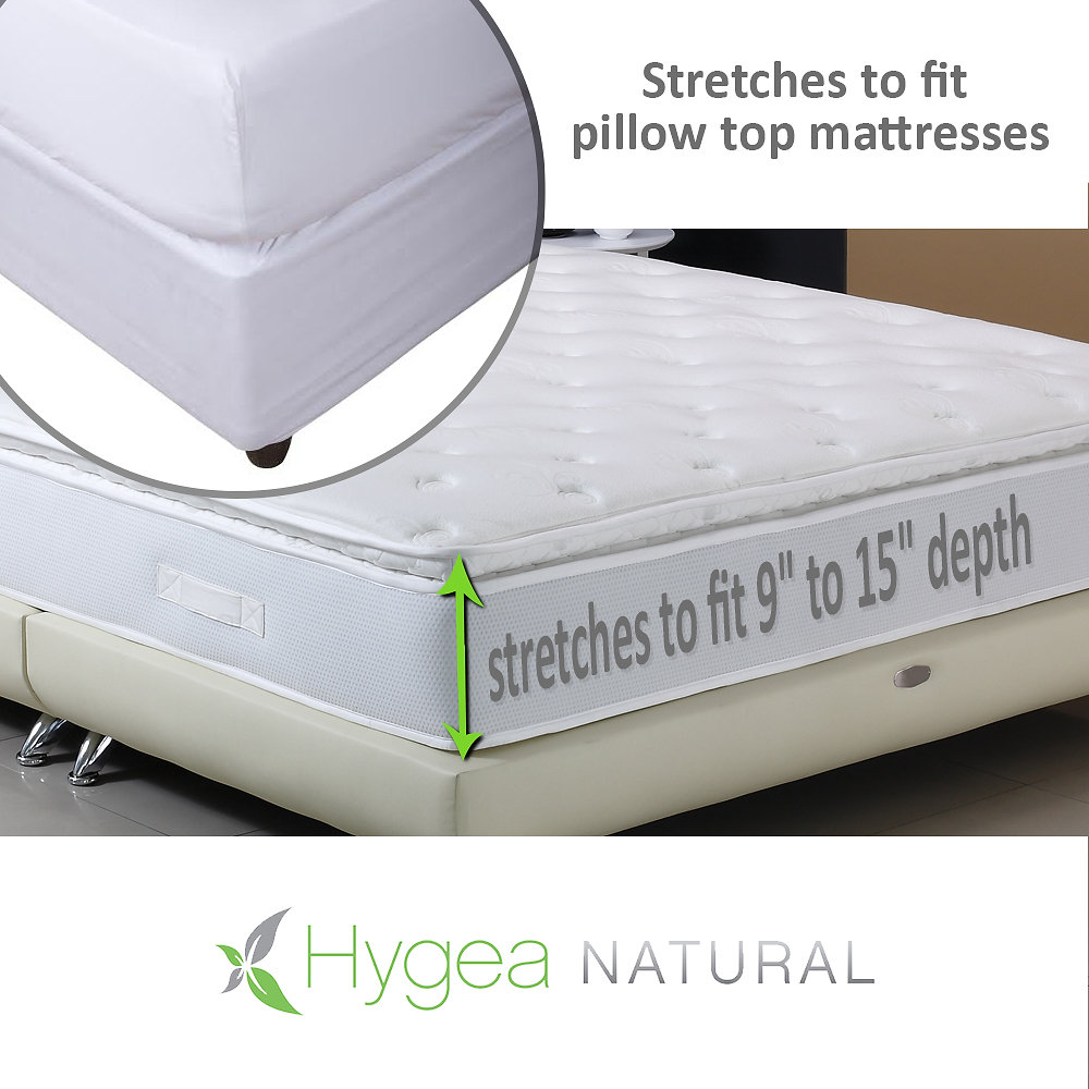 100 king size bed bug proof mattress cover online get cheap