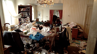 Hoarders Cleaning Service