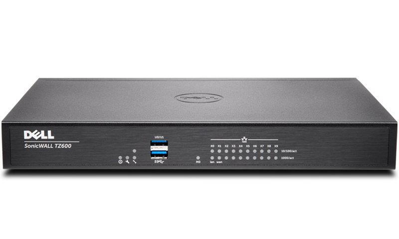 Firewall Sonicwall TZ 600   ASG TI