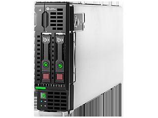 Blade de servidor gráfico HPE ProLiant WS460c