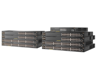 Aruba 2930F Switch Series