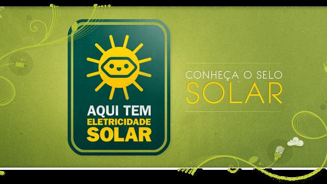 Você sabe o que é o Selo Solar ?