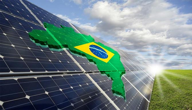 Energia solar no Brasil em 2019