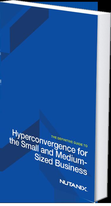 A hiperconvergencia é apenas para grandes empresas ?