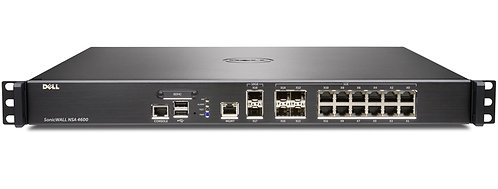 Firewall Sonicwall NSA 4600