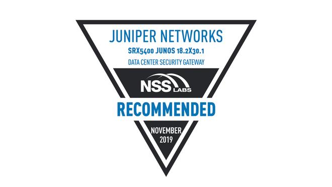 O poder de uma rede consciente contra ameaças com o Juniper SRX5400