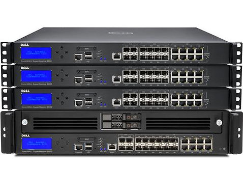 Firewall Sonicwall Supermassive 9000