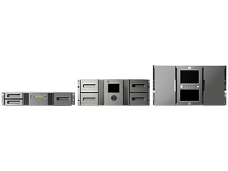 HPE StoreEver MSL Tape Libraries