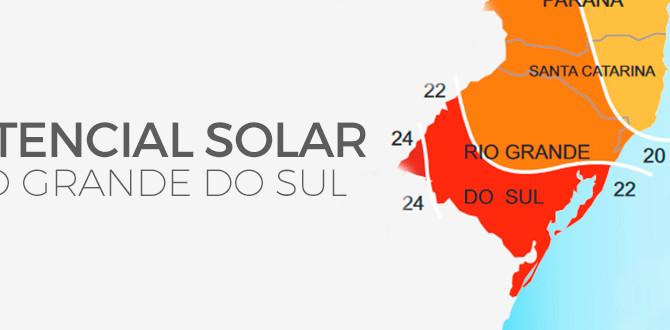 Energia Solar no Rio Grande do Sul