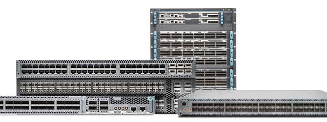 Apresentamos o Juniper QFX5100 switches Ethernet de 10 / 40GbE de acesso e topo de rack