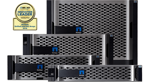 AFF A-Series All Flash Arrays