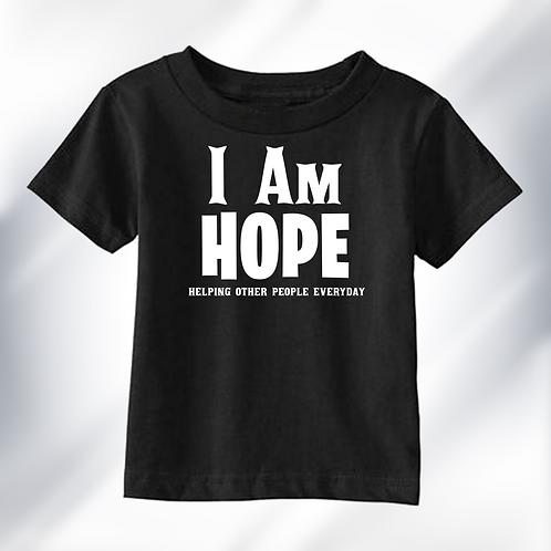 'I Am Hope' T-shirt (Infant/Toddler/Youth)