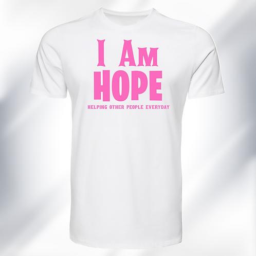 'I Am Hope' T-shirt (Adult Unisex)
